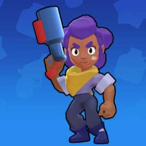shelly standard brawl stars