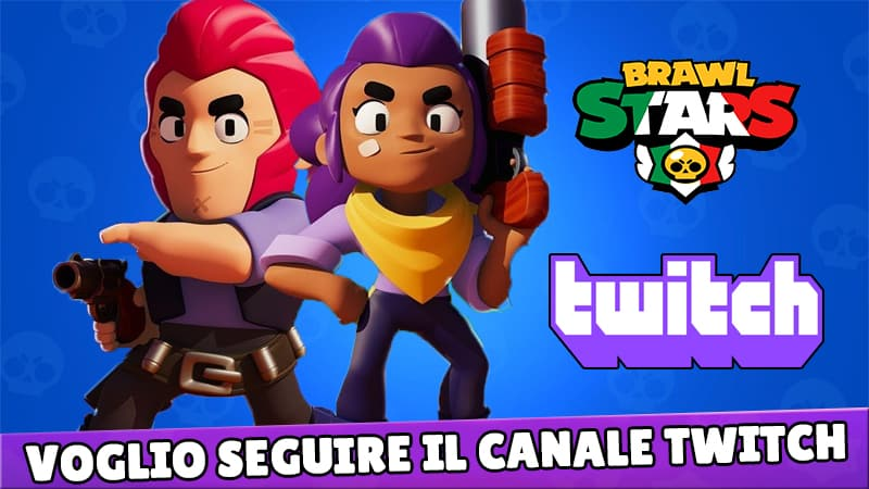 seguire canale twitch