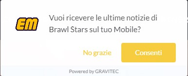 notifica esports mobile